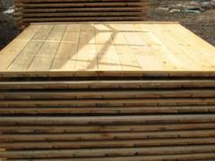 Щиты для строительных лесов