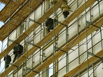 Комплектация лесов строительных